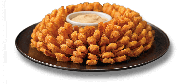 Bloomin Onion Dinner Outback Steakhouse