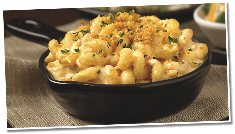 outback mac and cheese